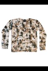 Global Love Global Love Adult Tie-Dye Star Sweatshirt