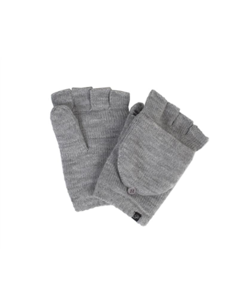 Plush Plush Fleece-Lined  Texting Mittens