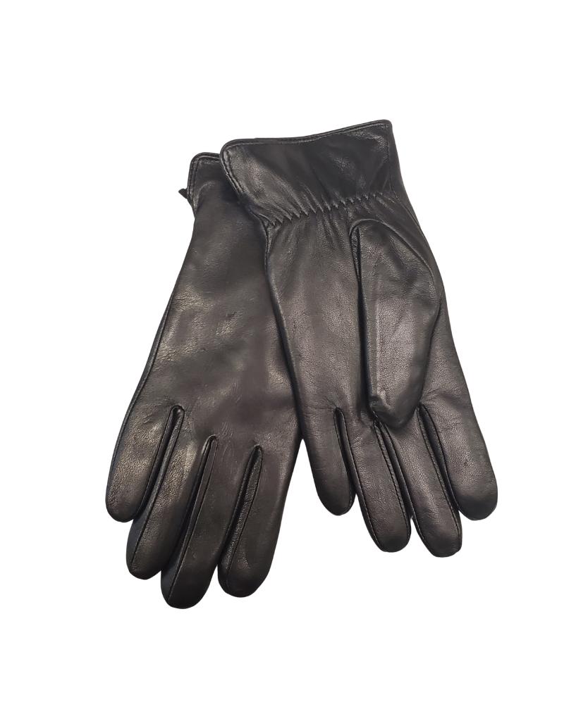 Memoi Memoi Adult Rabbit Fur Gloves-W9951