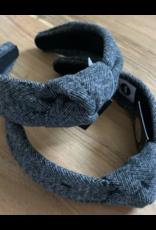 Tal Tal Herringbone Hard headband