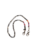 Bari Lynn Bari Messages  Bead Face Mask Chain