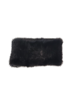 Memoi Memoi Mink Fur Ear Wrap-PM18S214