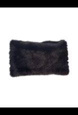 Memoi Memoi Mink Fur Ear Wide  Wrap-PM-185215