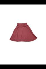 Peek-A-Boo Peek A Boo Girls Soft Rib Skirt
