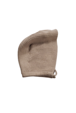 Maniere Noovel Mock  Knit Bonnet