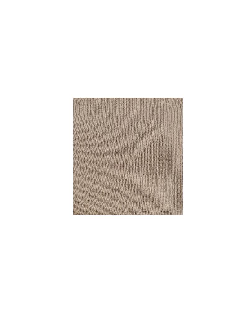 Maniere Noovel Mock  Knit Blanket