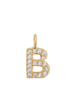 Jeweliette Jewels Jeweliette Alphabet Hanging Charms