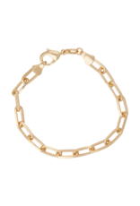 Jeweliette Jewels Jeweliette Chunky Link Bracelet