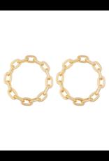 Jeweliette Jewels Jeweliette Link Earring
