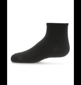 Infinity Memoi 3PP Ribbed Mid Cut Sock MK-563