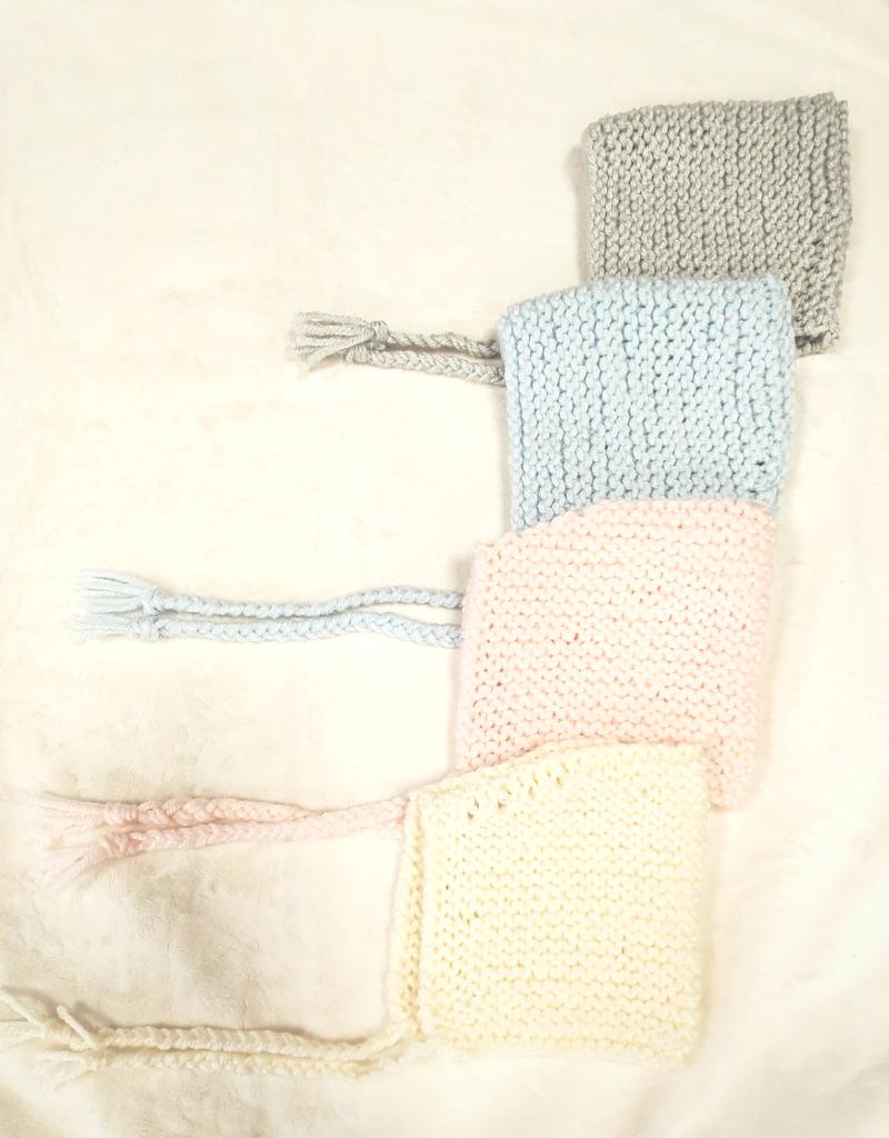 Le Petit Chapeau Le Petit Chapeau Handmade Knit Bonnet