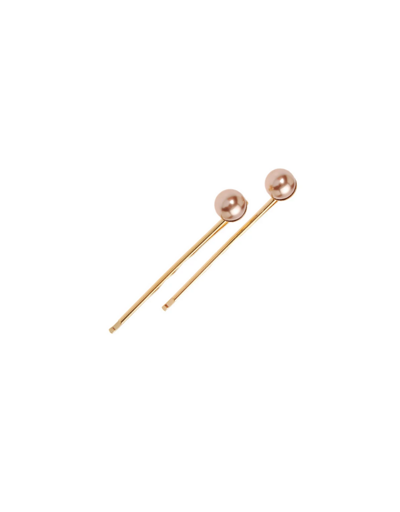 France Luxe France Luxe Little Pearl Bobby Pin Pair