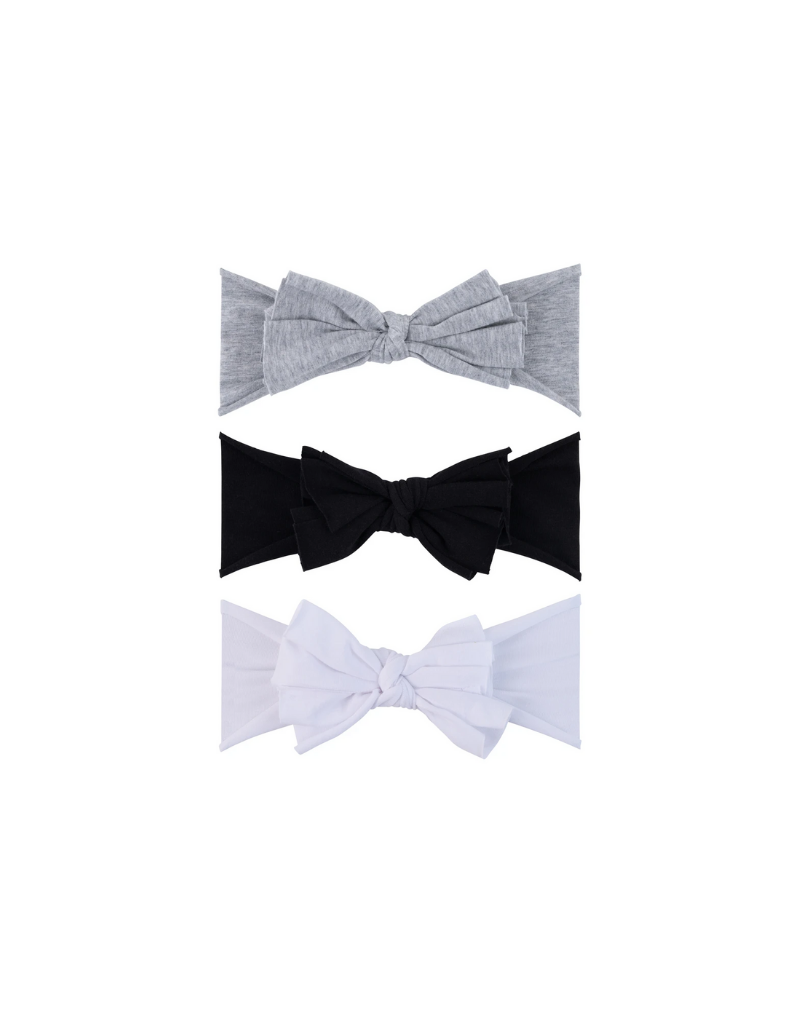 Ely's & Co Ely's & Co Jersey Cotton Bow Headband