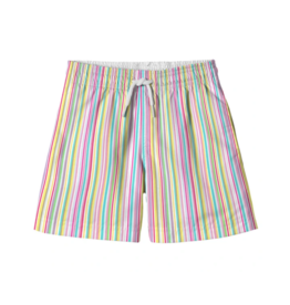 Stella Cove Stella Cove Infants Super Stripe  Swim Short