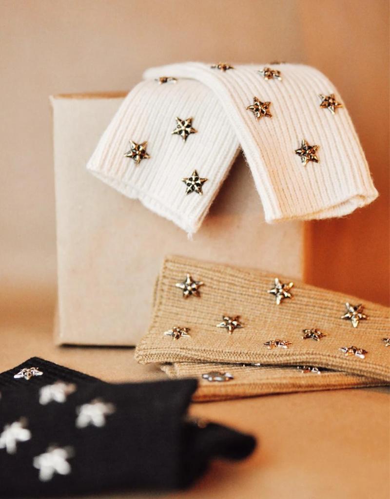Best Beanies Best Beanies Vintage Star Fingerless Gloves