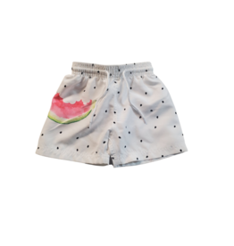 Stella Cove Stella Cove Infant Watermelon Swim Short