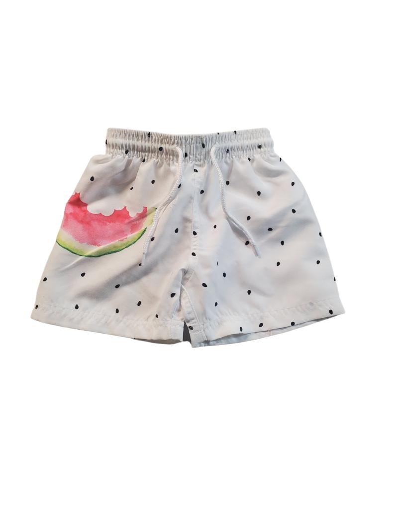 Stella Cove Stella Cove Infant Watermelon Swim Short