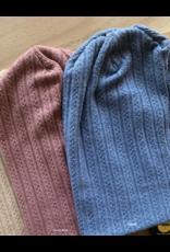 Tal Tal Soft Cable Knit Beanie