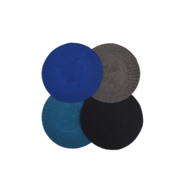 Memoi Collection Memoi Ribbed Knit Snood BR-55