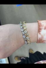 Jeweliette Jewels Jeweliette Heart Bracelet