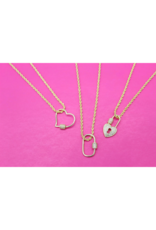 Jeweliette Jewels Jeweliette Rope Necklace