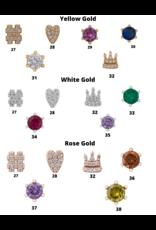 Jeweliette Jewels Jeweliette Customized Icon Pendant