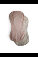 Mushie & Co Mushie Burp Cloth Set