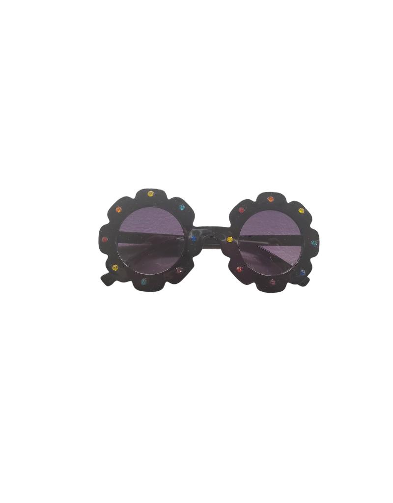 Bari Lynn Bari Lynn Flower Sunglasses