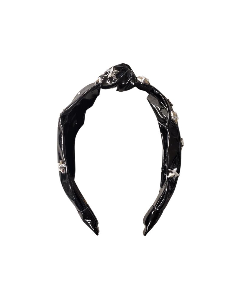 Bari Lynn Bari Lynn  Metal  Stars Headband
