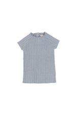 lil legs Analogie Short Sleeve Knit Sweater