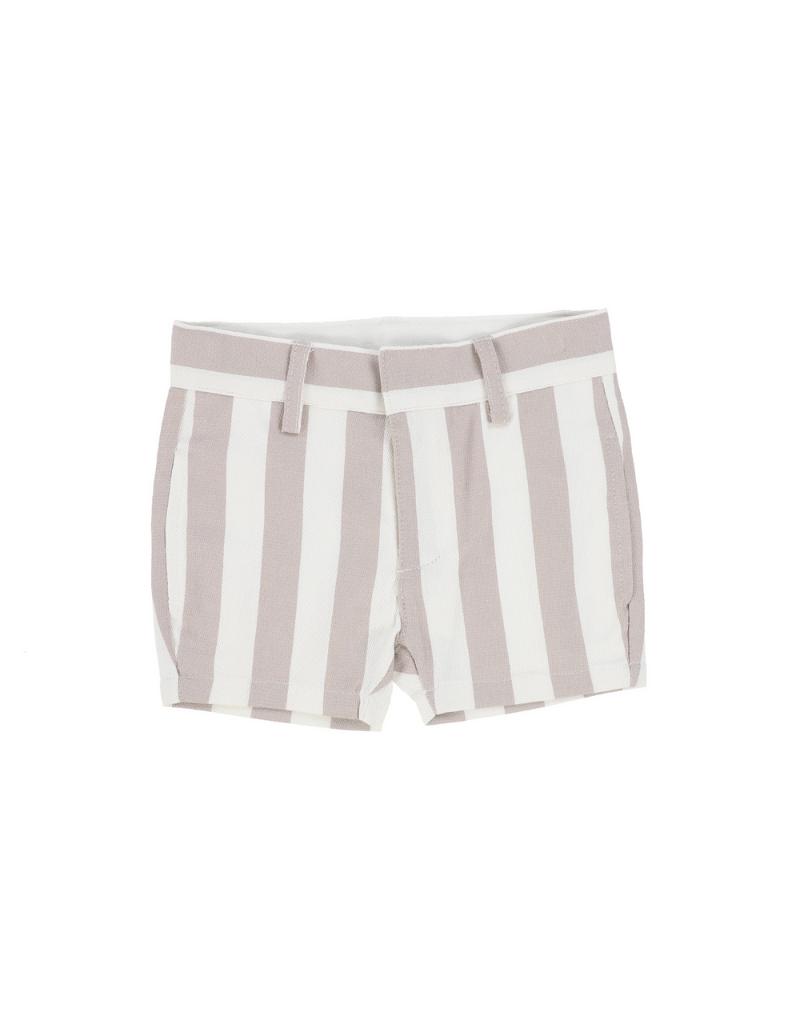 lil legs Analogie Stripe Boys Dress Shorts