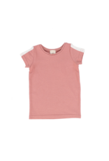 Analogie Analogie Infant Short Sleeve Linear Tee
