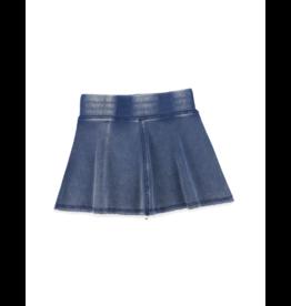 Analogie Analogie  Denim Wash Skirt