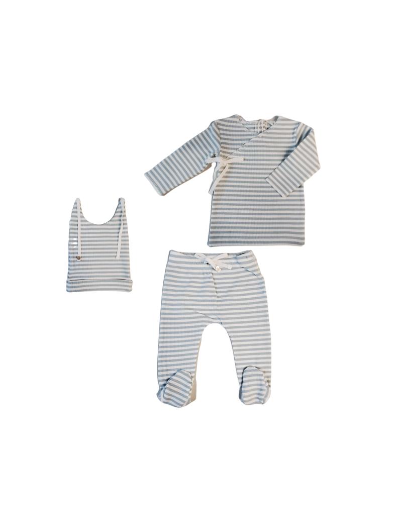 Kipp Kipp Baby Stripe Rib Set