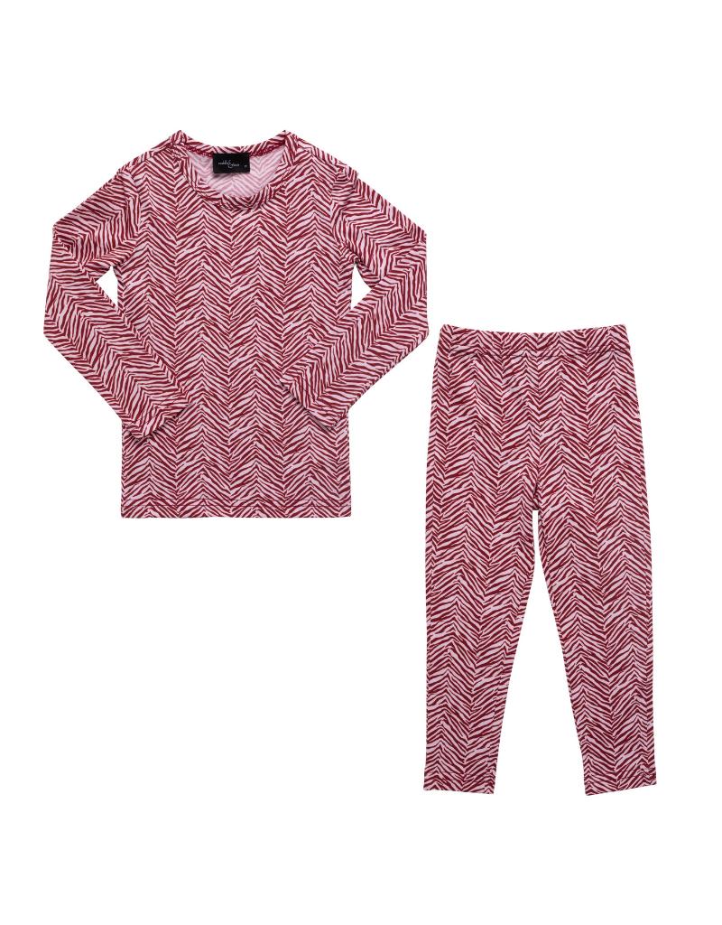 Cuddle and Coo Cuddle and Coo Zebra Pajama