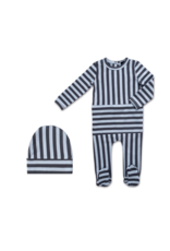 Cuddle and Coo Cuddle and Coo Striped Footie