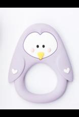 Little Cheeks Teether Penguin