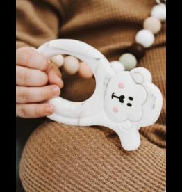 Little Cheeks  Silicone Teether Monkey