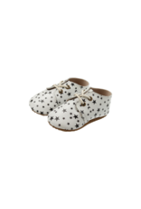 Bibelot Baby Shoes Star Leather Oxford
