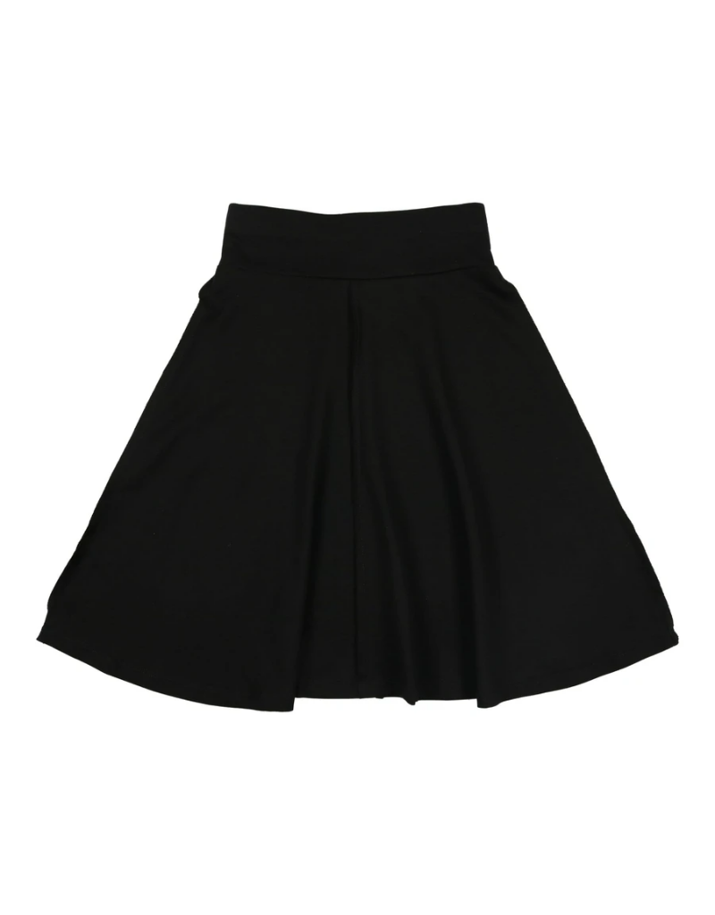 Coco Blanc Coco Blanc Cotton Circle Skirt