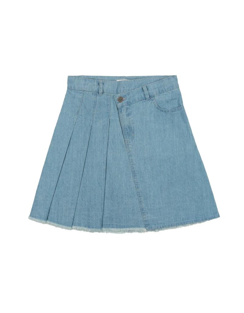 Coco Blanc Coco Blanc Denim Skirt
