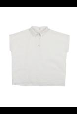 Coco Blanc Coco Blanc Seersucker Shirt