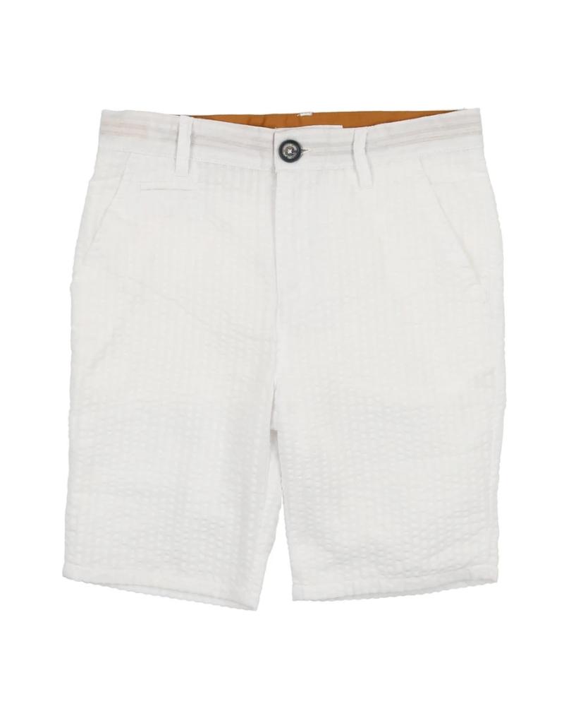 Coco Blanc Coco Blanc Seersucker Shorts