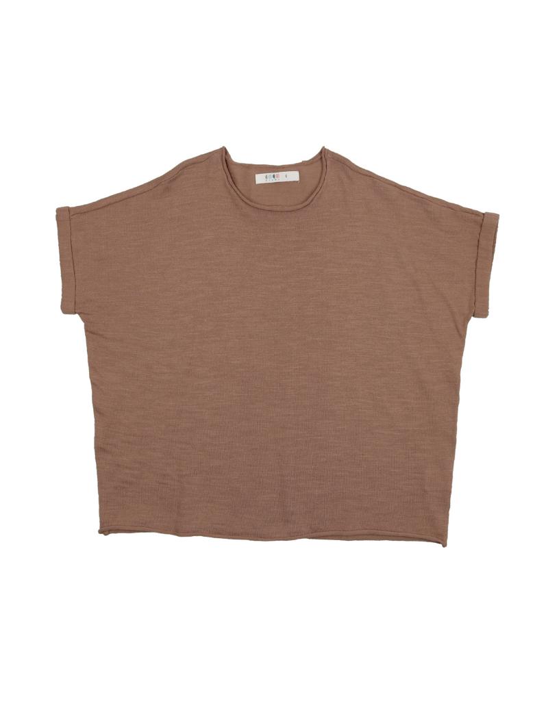 Coco Blanc Coco Blanc Slub Knit Sweater