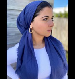 The Scarf Bar The Scarf Bar Pretied Solid Headscarf
