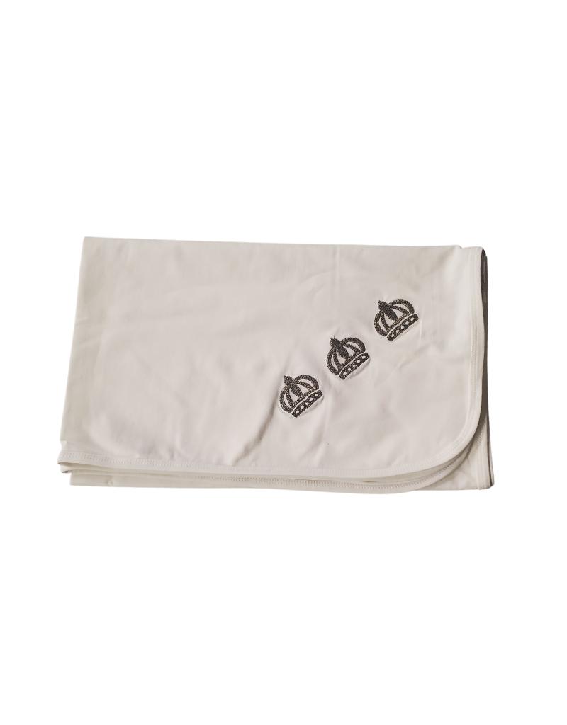 Noggi Noggi Embroidered Blanket