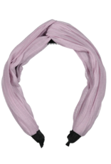 Knot Knot Ruched Knot Headband