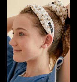 Knot Knot Daisy Headband /Scrunchie