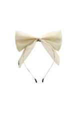 Bandeau Bandeau Netting Bow Headband