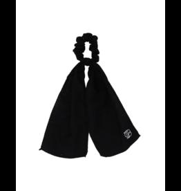Bandeau Bandeau Cotton Burlap Scrunchie Hair Tie